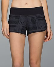 Run: Speed Short CMDB/BLK 8