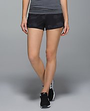 Run: Speed Short DDRE/BLK 8