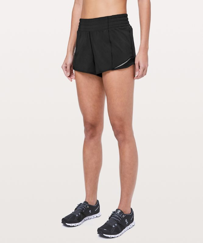 Hotty Hot Shorts High Rise 6,3 cm