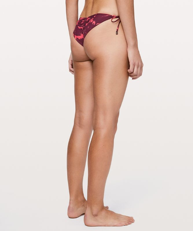 Sun Soaker Low-Rise Cheeky Bottom