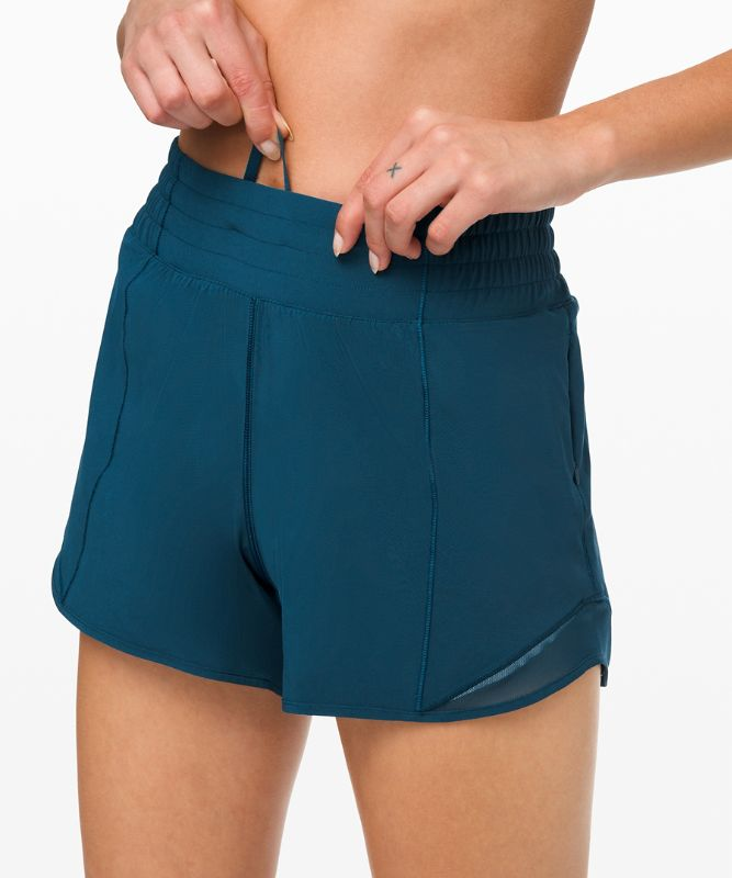 "Hotty Hot HR Short 4"" *Lined"
