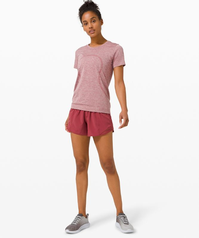 """Hotty Hot Low Rise Short 4"""""""