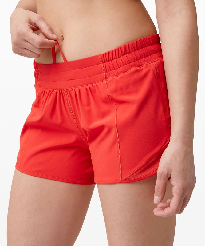 Short Hotty Hot 10 cm Taille basse *Doublé