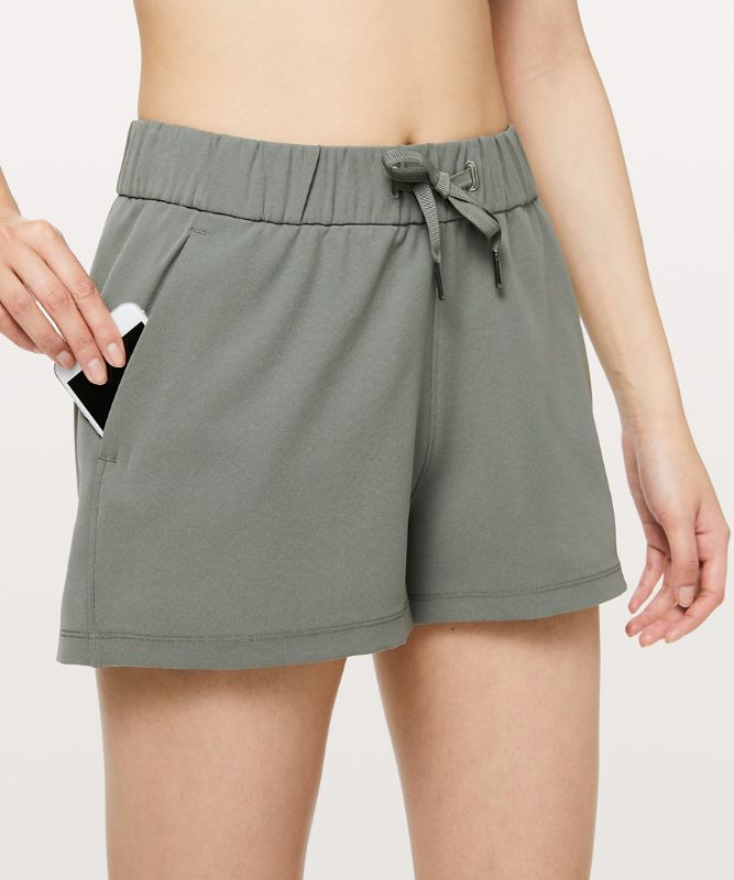 On the Fly Shorts MB 6,3 cm *Webstoff