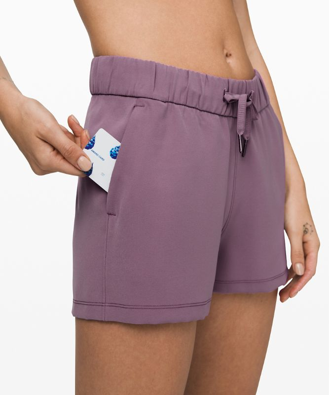 On the Fly MR Shorts 6,3 cm *Webstoff
