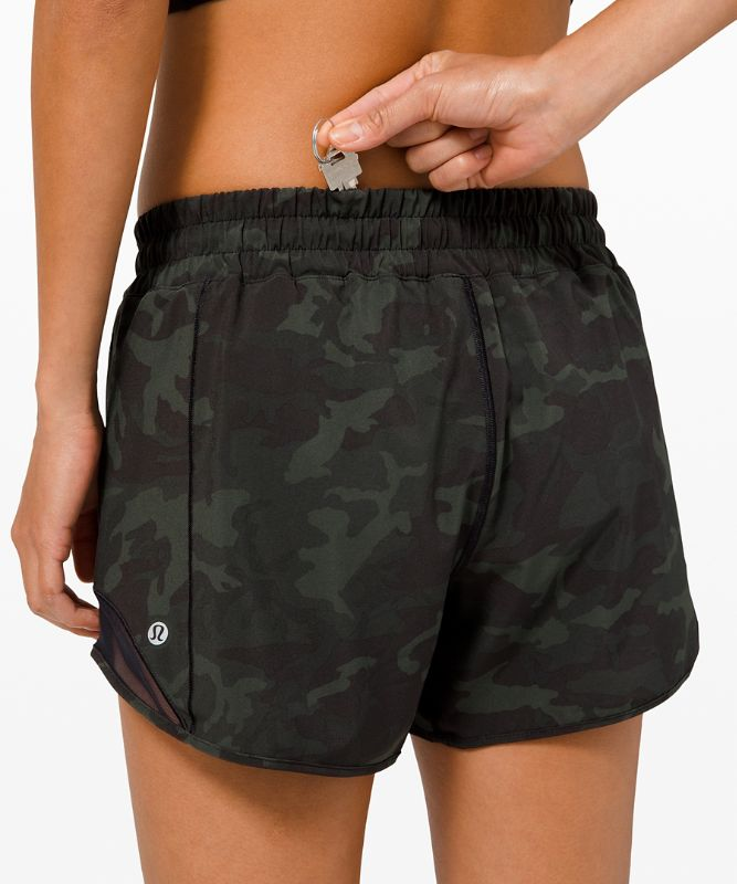 """Hotty Hot Low-Rise Short *4"""" Lined"""