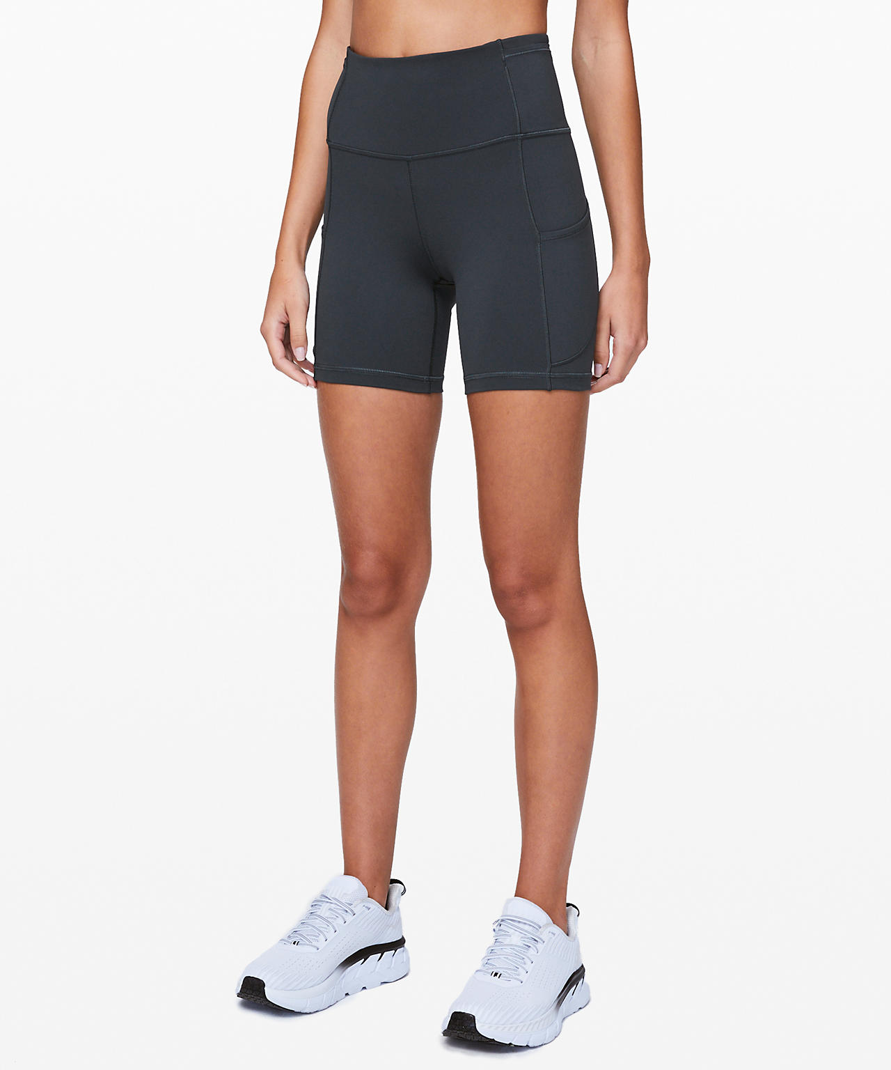 """fast-and-free-short-6""""-non-reflectivenulux by lululemon"""