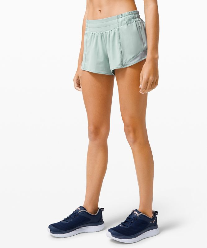 """Hotty Hot Low Rise Short 2.5"""""""