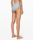 Culotte bikini minimaliste Clear Waters *TH