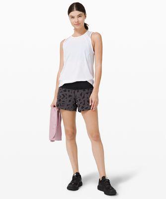Speed Up Shorts lang *10cm Aktualisierte Passform