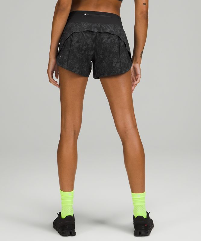 """Speed Up Mid-Rise Lined Short 4"""""""