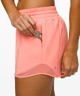 "Hotty Hot Hi-Rise Short 4"" *Lined"
