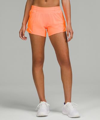 "Hotty Hot Low-Rise Short *4"" Lined"