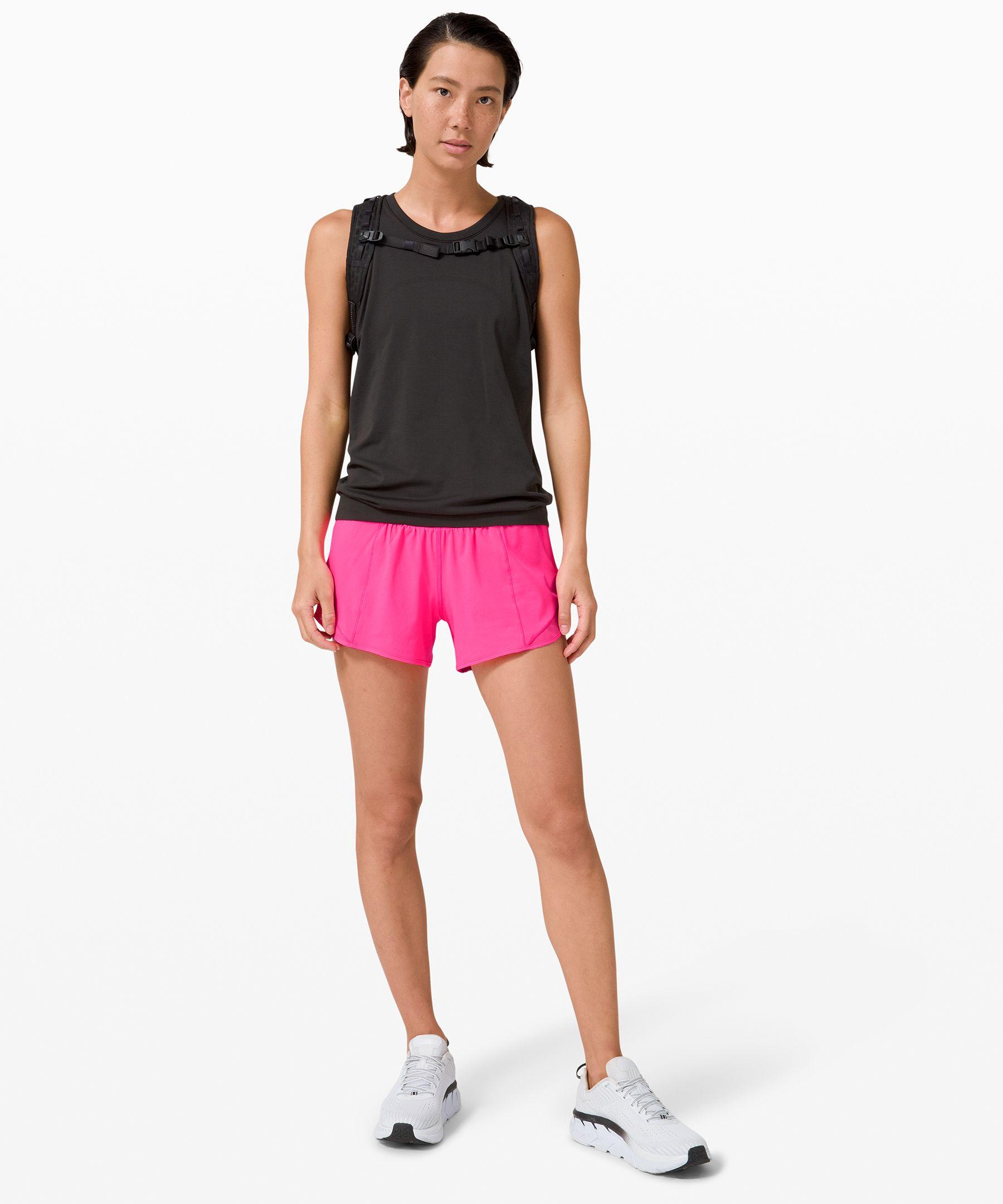 Hotty Hot Short Ii Long 4 Women S Shorts Lululemon