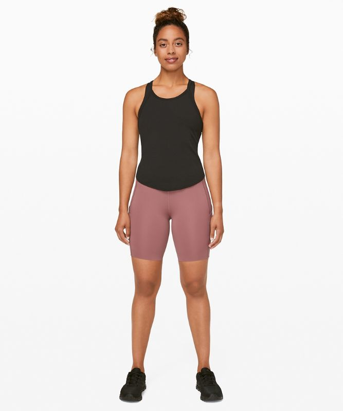 "Stronger as One High-Rise Short 8"" *lululemon X Barry's"