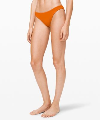 Pool Play Mid Rise Skimpy Bottom Reversible *Online Only
