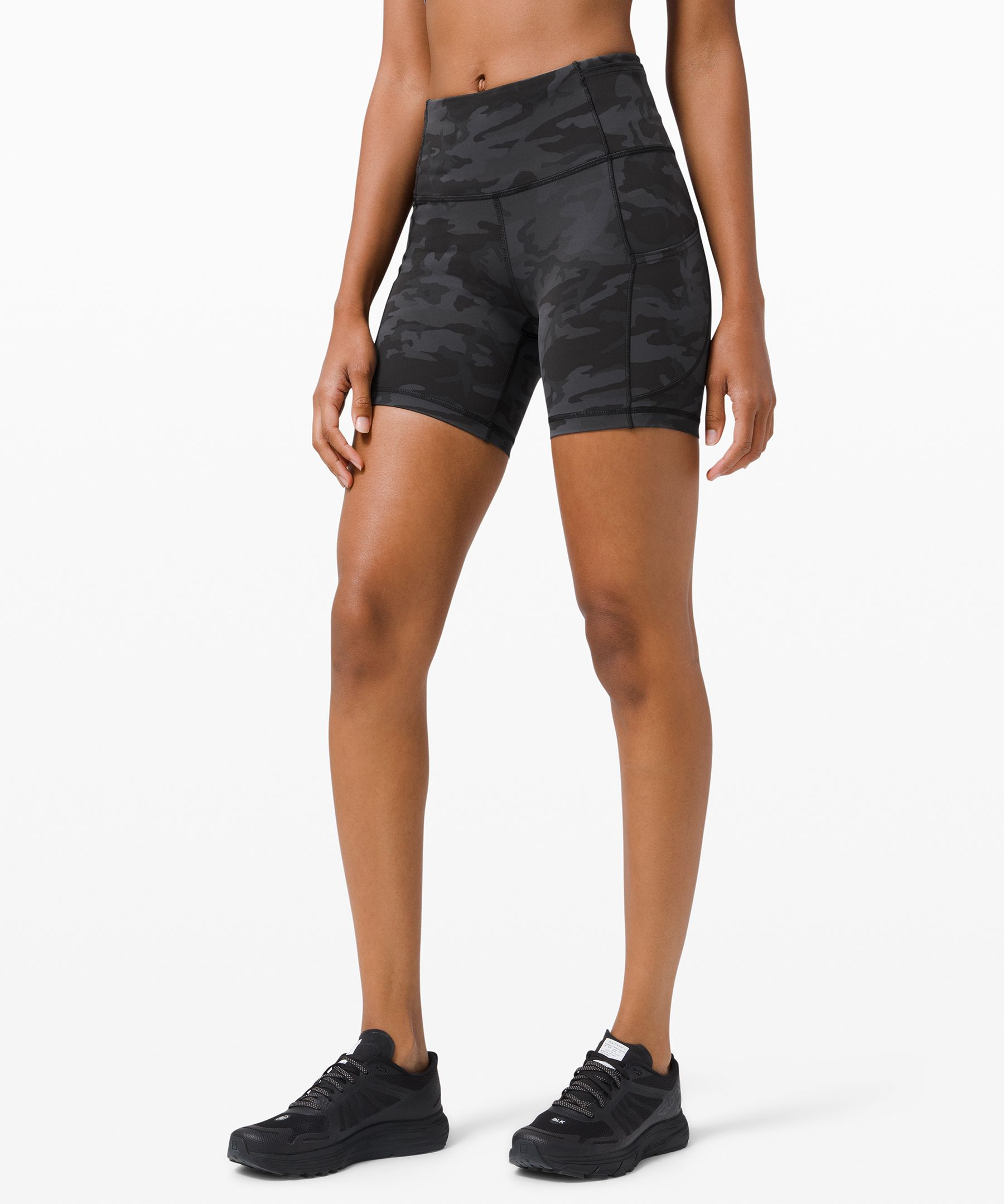 Fast And Free Short 6 Non Reflective Women S Shorts Lululemon