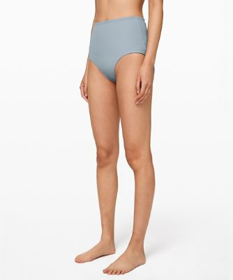 Clear Waters High-Waist Medium Bottom
