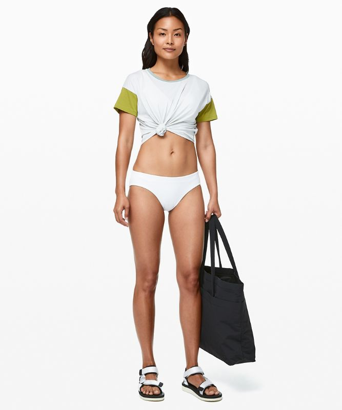 Clear Waters Mid-Rise Med Bottom *Online Only