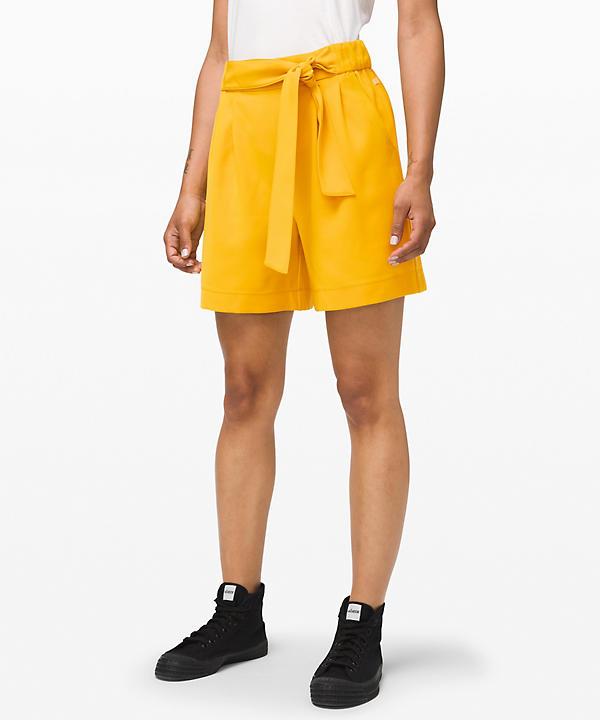 Noir Short 5.5 *Online Only   Women's Shorts