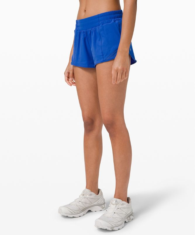 """Hotty Hot Low-Rise Short 2.5"""" *Lined"""