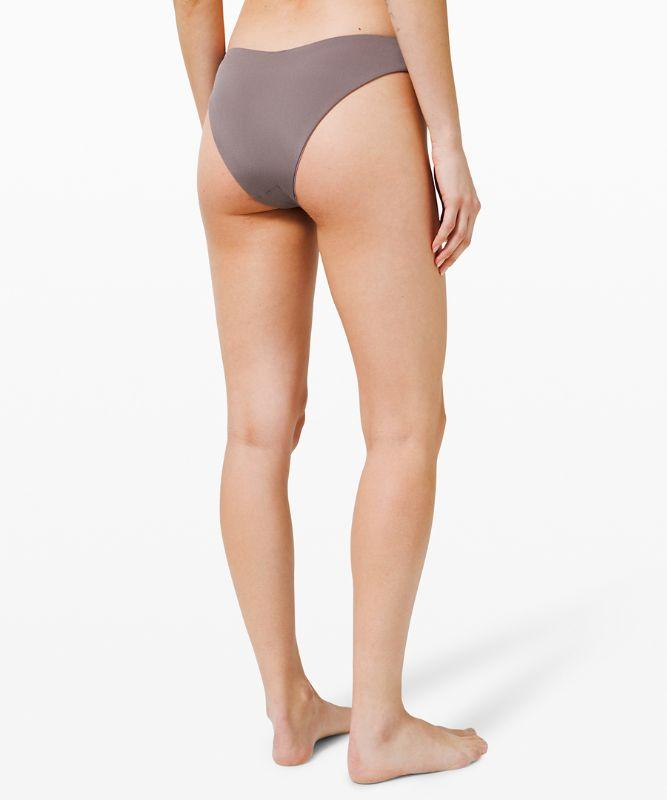 Culotte bikini à couverture minimaliste All that Glimmers