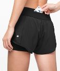 "Hotty Hot LR Short 4"" *Nulux"