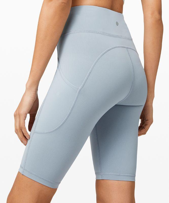 Short Invigorate Taille haute 25cm