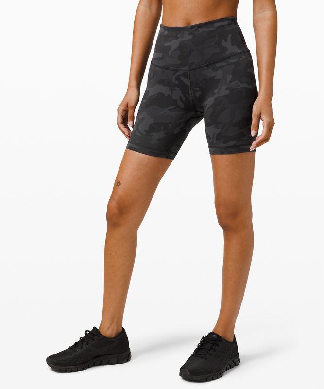 Wunder Train Shorts mit hohem Bund 15cm