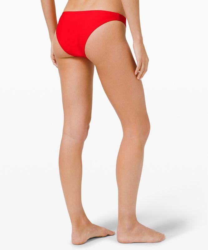 Waterside Mid-Rise Skimpy Bikini Bottom