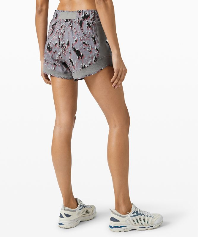 "Hotty Hot Hi-Rise Short 4"" *Mesh Lined"