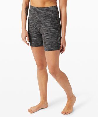 Short Align taille haute 15cm