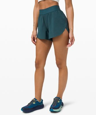 Horizon Runner High-Rise Short 4""