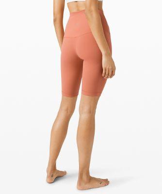 Align Shorts mit superhohem Bund *25cm