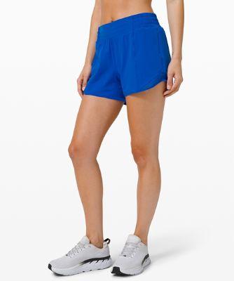 Hotty Hot Shorts *Hoher Bund Lang 6cm Nur online erhältlich
