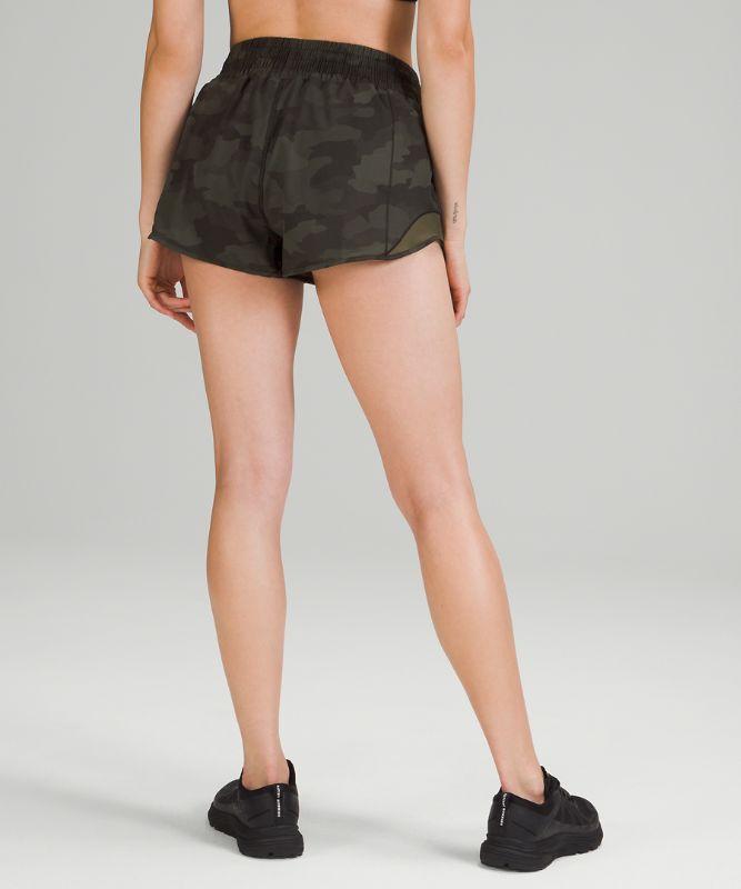 Short Hotty Hot taille haute 6,5cm *Doublé