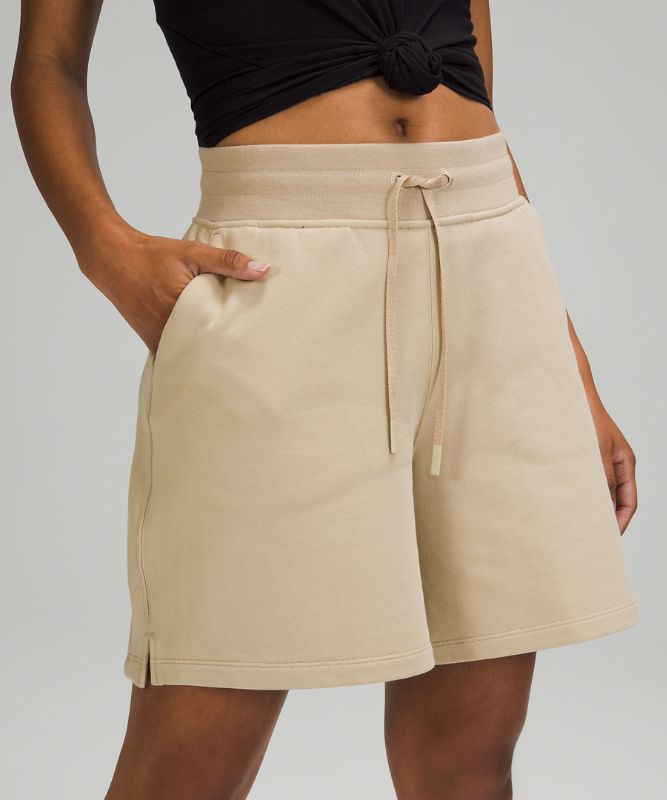 Short All Yours taille haute *18cm