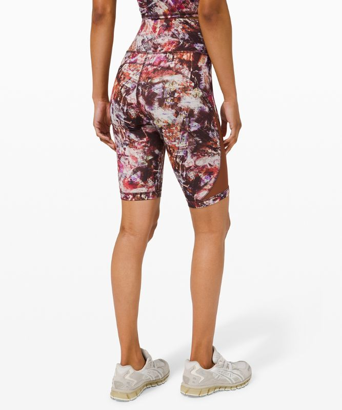"""Everlux™ and Mesh HR Short 10"""""""