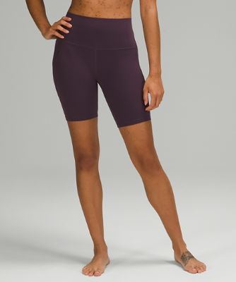 Nulu™ Fold High-Rise Yoga Short 8""