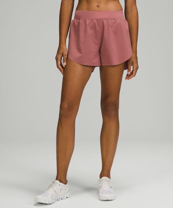 Short taille haute Find Your Pace 8cm