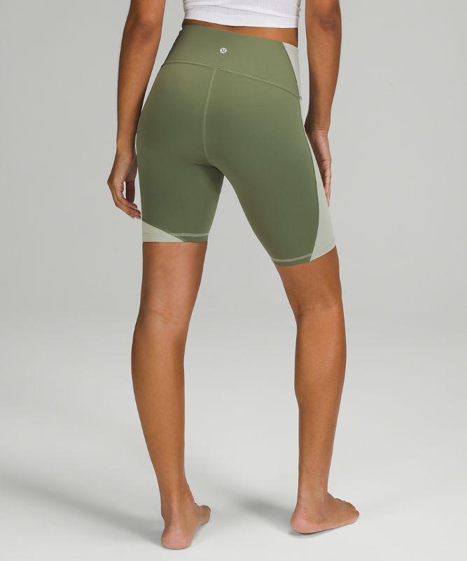 Nulu� Colour-Blocking Shorts HB 20cm