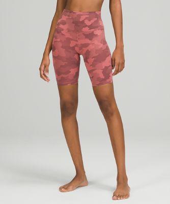 lululemon Align™ Shorts mit hohem Bund 20cm