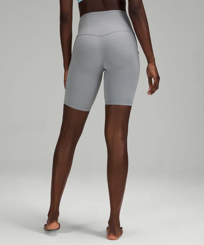 """lululemon Align™ High-Rise Short 8"""" Pockets"""