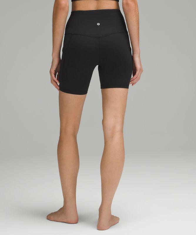 """lululemon Align™ High-Rise Short 6"""" *Pockets"""
