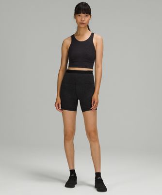 """Wunder Train High-Rise Short 6"""" with Pockets"""