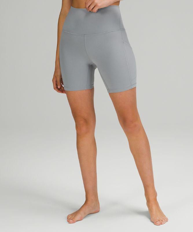 "lululemon Align™ High-Rise Short with Pockets 6"""