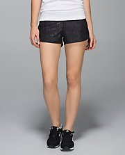 Run: Speed Short*SE BLK/BLK/BLK 8
