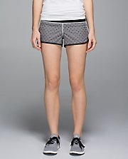 Run: Speed Short DDEG/BLK 8
