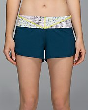 Run: Speed Short*Quilt ALLA/Q608 8