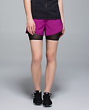 Hot to Street Short REGP/BLK 2